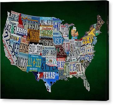 Colorado License Plates Canvas Prints (Page #2 of 2) | Fine ...