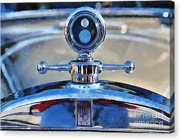 1928 Dodge Brothers Standard 6 Canvas Print