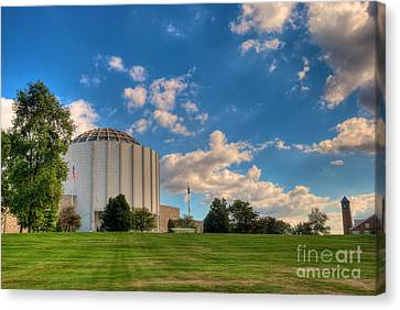 Founders Hall Canvas Print