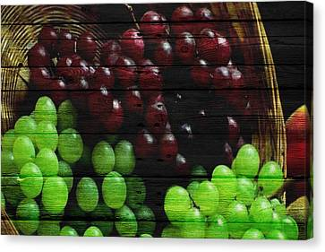Fruit Canvas Print by Joe Hamilton