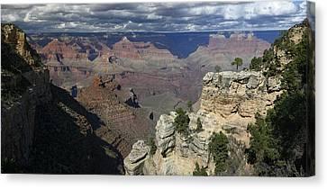 Grand Canyon Canvas Print by Gary Lobdell