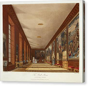 Hampton Court Canvas Print