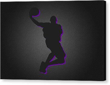 Kobe Canvas Print - Los Angeles Lakers by Joe Hamilton