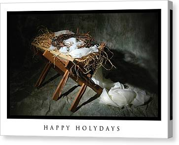 Very Holydays Canvas Print