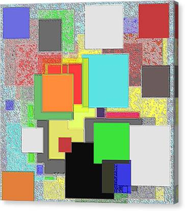 Rectangular Canvas Print by George Curington