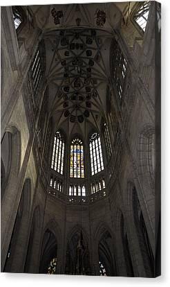 Saint Barbara's Church. Canvas Print by Fernando Barozza