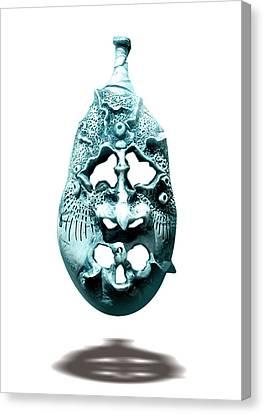 Scream  Canvas Print by Evin Pesic