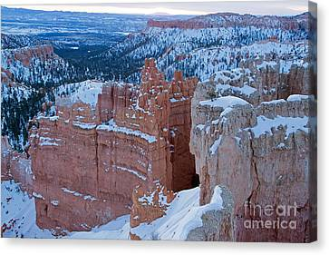 Sunset Point Bryce Canyon National Park Canvas Print