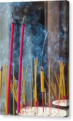 Haus Canvas Print - Vietnam, Ho Chi Minh City by Walter Bibikow