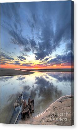Warren Dunes State Park Canvas Print by Twenty Two North Photography
