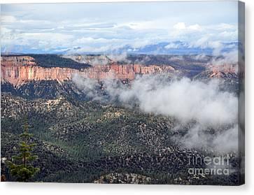 407p Bryce Canyon Canvas Print