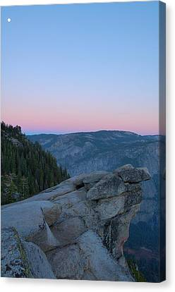 North America National Parks Canvas Print by Ron Reznick