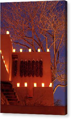 Santa Fe, New Mexico, United States Canvas Print by Julien Mcroberts
