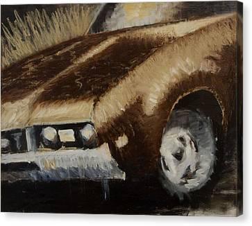 442 Canvas Print by Jeff Levitch