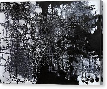 Untitled-7 Canvas Print by Tamal Sen Sharma