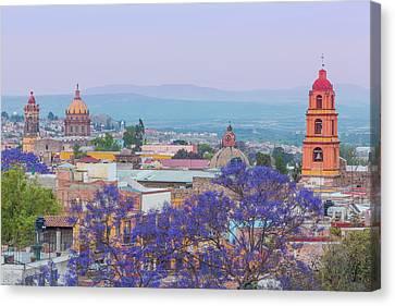 Mexico, San Miguel De Allende Canvas Print