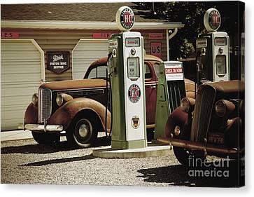 47 Packard Canvas Print