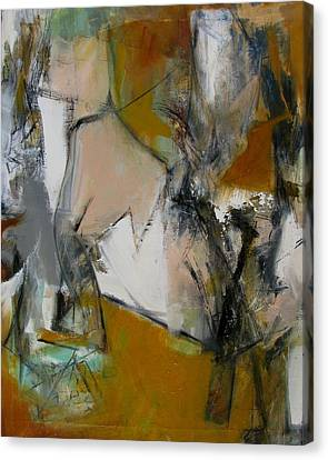 Untitled Canvas Print by Fred Smilde