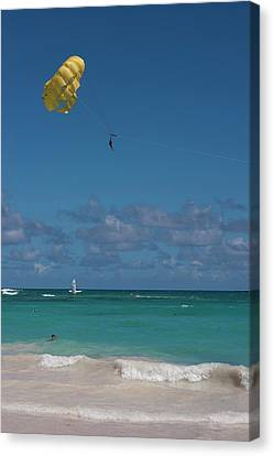 Dominican Republic, Punta Cana, Higuey Canvas Print by Lisa S. Engelbrecht