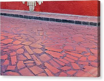 San Miguel De Allende Canvas Print - Mexico, San Miguel De Allende by Jaynes Gallery