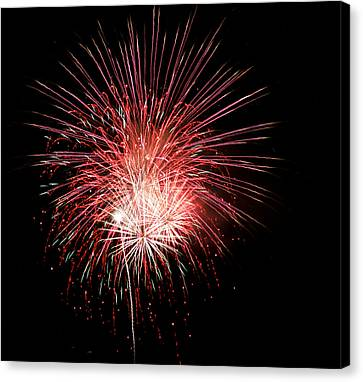 4th Of July 8 Canvas Print by Marilyn Hunt