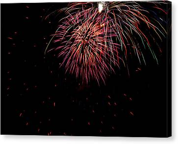 4th Of July 9 Canvas Print by Marilyn Hunt