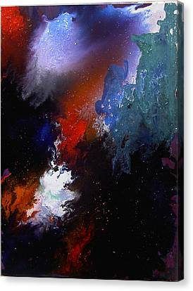 Abstract Canvas Print by Min Zou