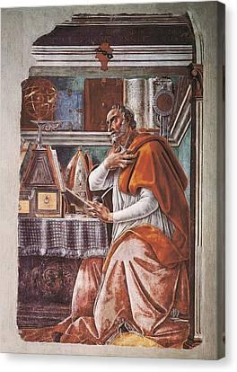 Botticelli, Alessandro Di Mariano Dei Canvas Print by Everett