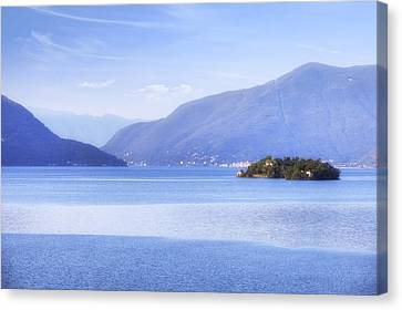 Brissago Islands Canvas Print