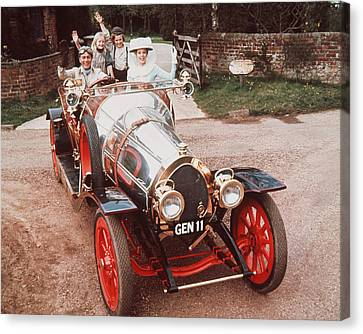 Chitty Chitty Bang Bang  Canvas Print by Silver Screen