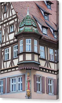 Europe, Germany, Baden-wurttemberg Canvas Print