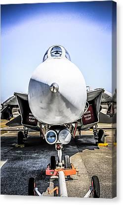F14 Tomcat Canvas Print