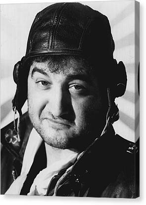John Belushi Canvas Print by Retro Images Archive