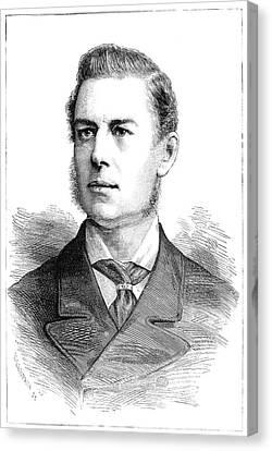 Joseph Chamberlain (1836-1914) Canvas Print by Granger