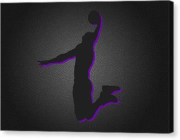 Los Angeles Lakers Canvas Print