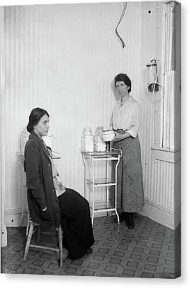 Margaret Sanger (1879-1966) Canvas Print by Granger