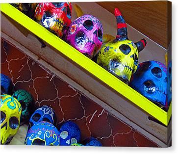 Oaxaca Mexico Canvas Print