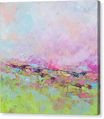5 O'clock Canvas Print by Sally Kelly