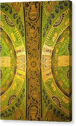 Romania, Transylvania, Targu Mures Canvas Print by Walter Bibikow