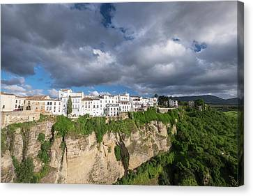 Spain, Andalusia Canvas Print