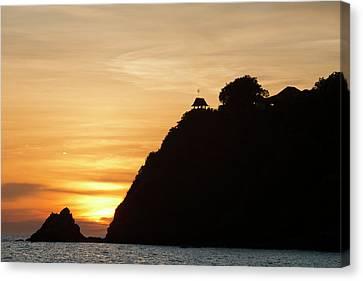Beach Hop Canvas Print - Thailand Andaman Island by Sergi Reboredo