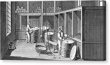 Tobacco, 18th Century Canvas Print by Granger