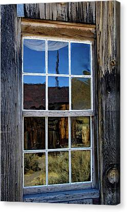 Usa, California, Bodie State Historic Canvas Print by Jaynes Gallery