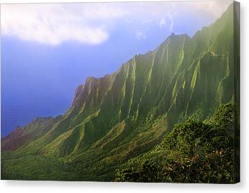 Usa, Hawaii, Kauai Canvas Print by Jaynes Gallery