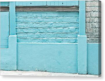 Wall Background Canvas Print