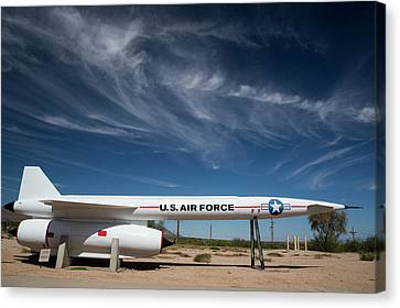 White Sands Missile Range Museum Canvas Print