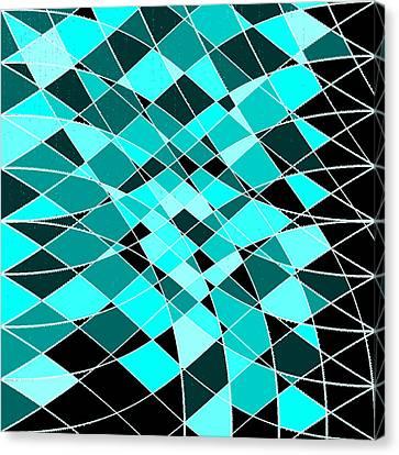 5120.1.9 Canvas Print by Gareth Lewis