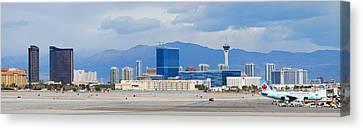 Las Vegas Nevada. Canvas Print