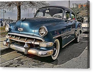 '54 Chevy Canvas Print