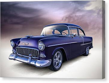 '55 Deep Canvas Print by Douglas Pittman